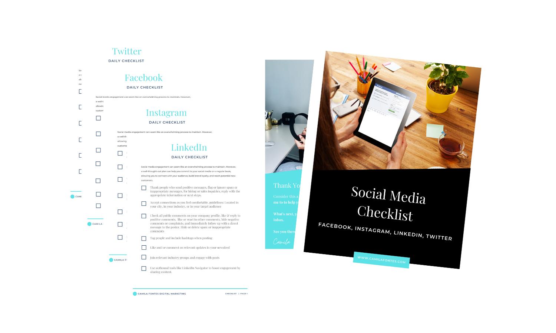 social - media - checklist